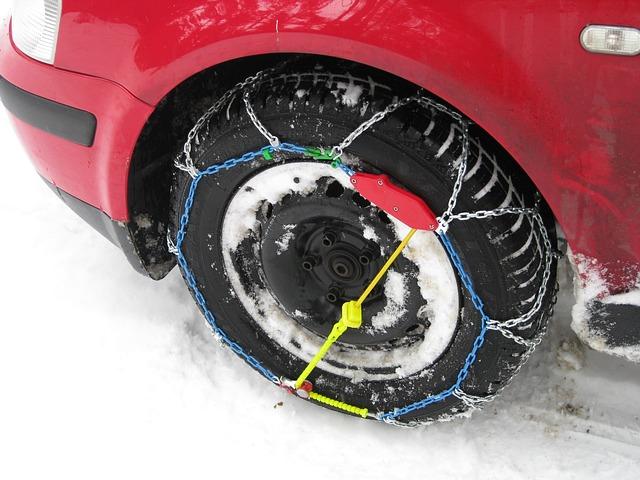Perché usare le catene da neve auto è un obbligo