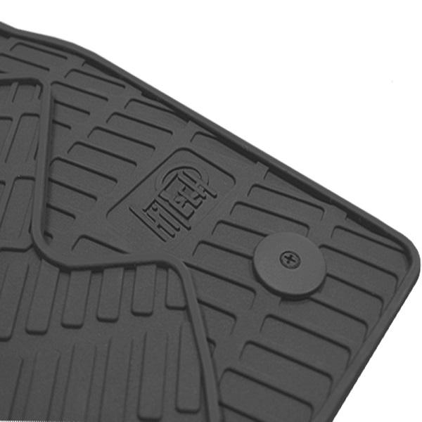 Per gli interni dell'auto, ecco i tappeti auto su misura