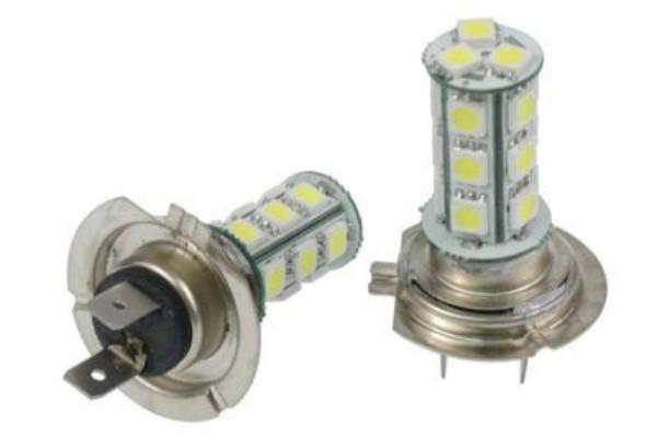 Fari LED H7, la soluzione ideale per le vostre auto